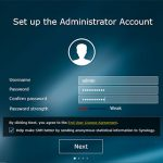 Synology-RT2600ac_setting_up_admin_account