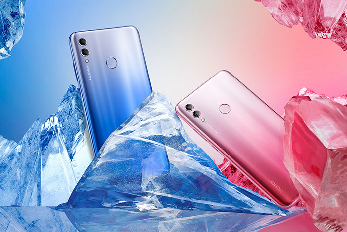 HONOR10Lite_Sky-Blue_&_Shiny_Red_Smartphones