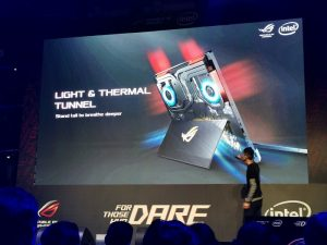 ASUS-Mothership-Light Thermal_Tunnel_System