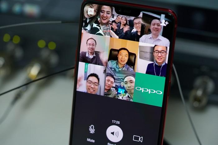 OPPO Unveils Find X 5G Prototype -2