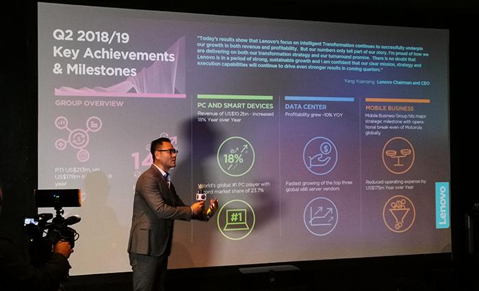 Wei_Wang_talking_about_Lenovo_key_achievements