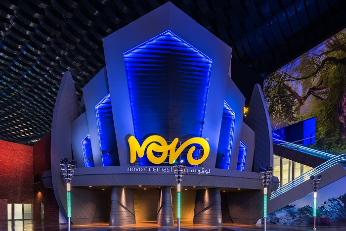 Novo Cinemas opens Dubai's Largest IMAX® with laser Screen at IMG Worlds Of Adventure