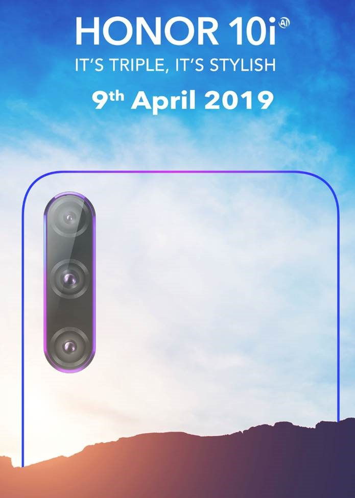 HONOR to introduce HONOR 10i smartphone with Triple Camera for the Middle East