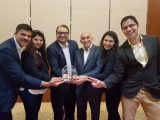 Blueair-team-celebrates-UAE-Superbrands-award-win