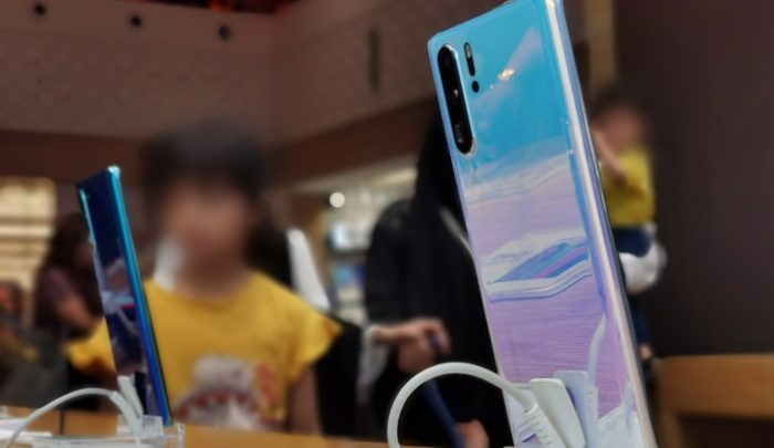Huawei Consumer Business not yet affected by the Trade War, 81% YoY sales increase in the first half of 2019 in the UAE