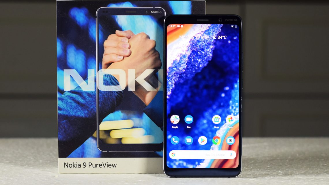 """Review of Nokia 9 Pure View – Image Captured by the Camera is """"True-to-life"""""""