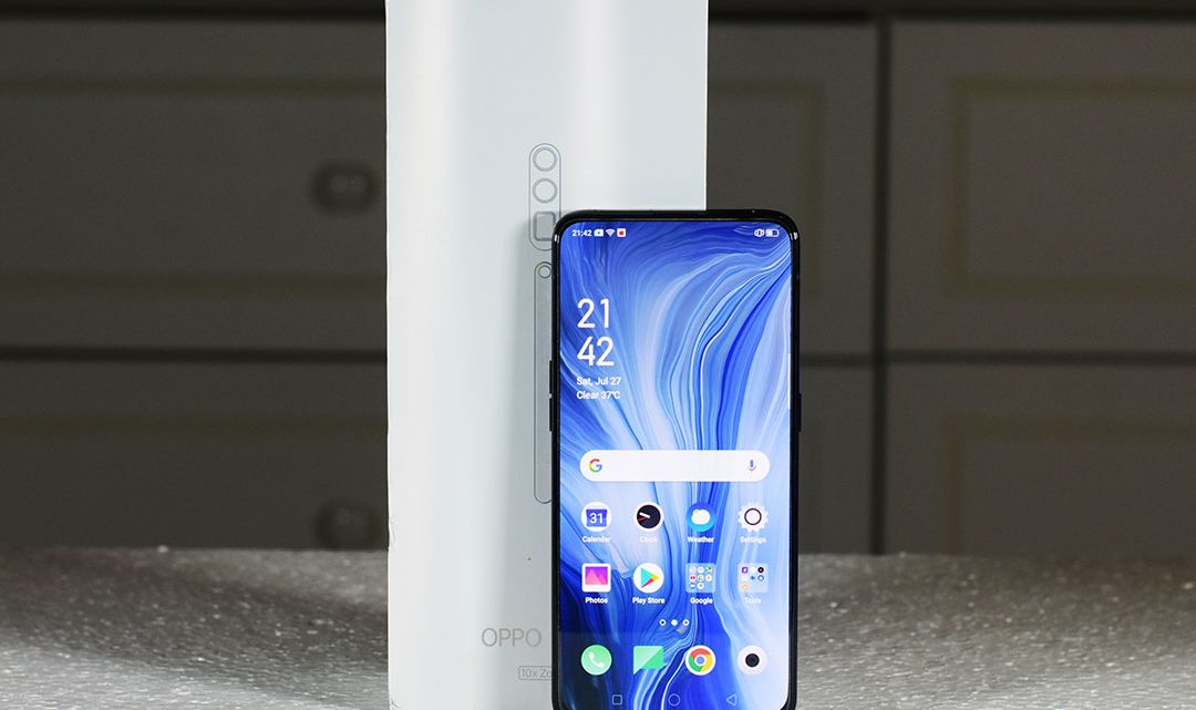 Review of Oppo Reno 10x Zoom Smartphone