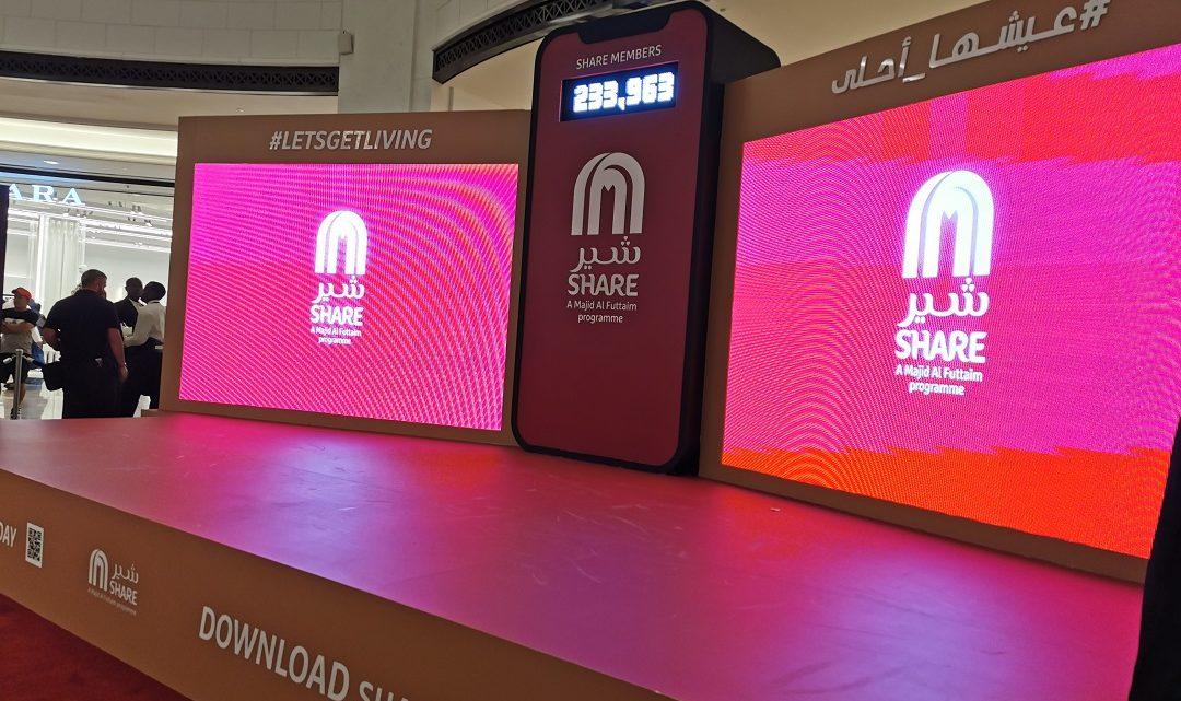 Majid Al Futtaim Launches 'SHARE', a Lifestyle Rewards Programme Encouraging UAE Customers