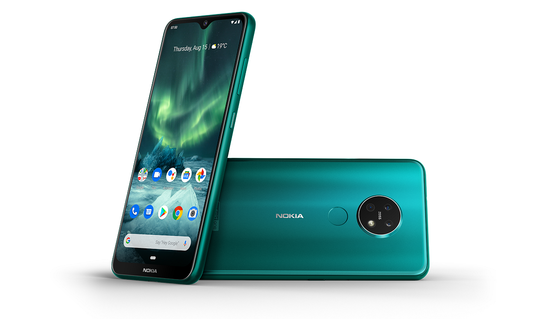 HMD Global's Nokia 7.2 premiers a powerful 48 MP triple camera with ZEISS Optics and state-of-the-art PureDisplay