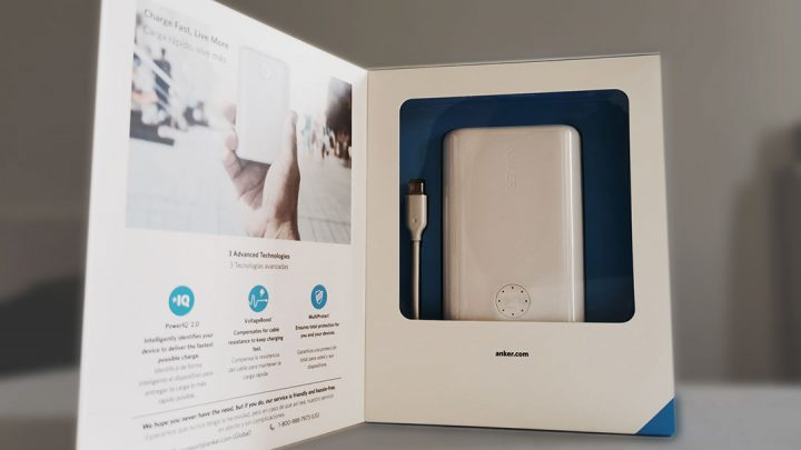 Review of Anker PowerCore II 10000 Power Bank