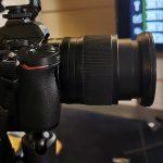 Nikon Z50 Mirrorless Camera- Right_view