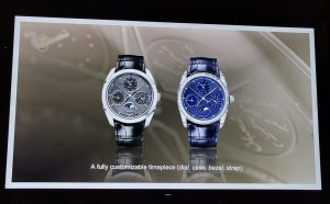At the launch of Parmigiani Fleurier Hijri Calendar Wristwatch-Customised Dial options-1