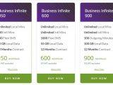 Etisalat-Business Infinite plan-Profile