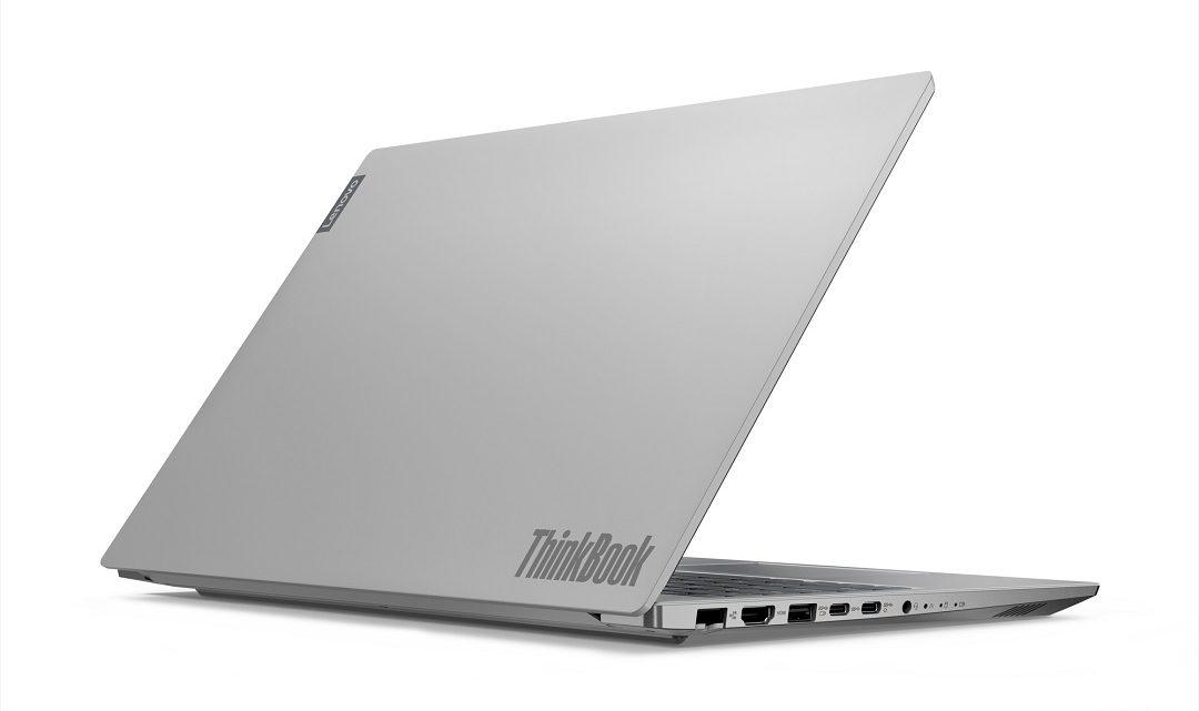 Lenovo launched the ThinkBook laptop in Dubai-UAE