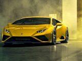 Lamborghini Huracán EVO Rear-Wheel Drive-Profile