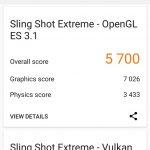 Realme X2 Pro Smartphone - 3D Mark benchmark score
