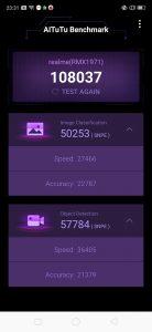 Realme5Pro-AITuTu Benchmark Score