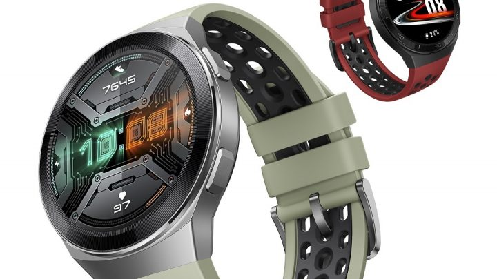 The HUAWEI WATCH GT 2e Launches in the UAE