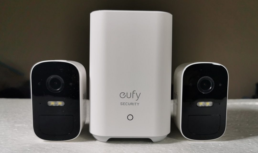 Review of eufyCam 2C 2-Cam Kit (180 Days Battery Life) in UAE