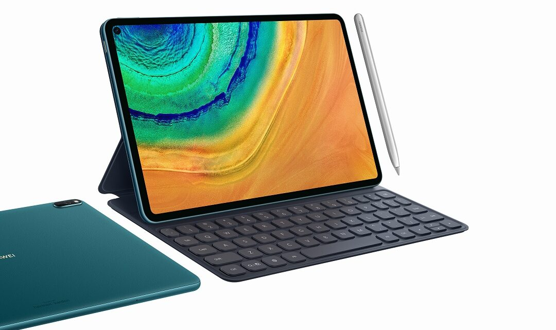 Huawei Unveils MatePad Pro 5G Tablet for UAE Market