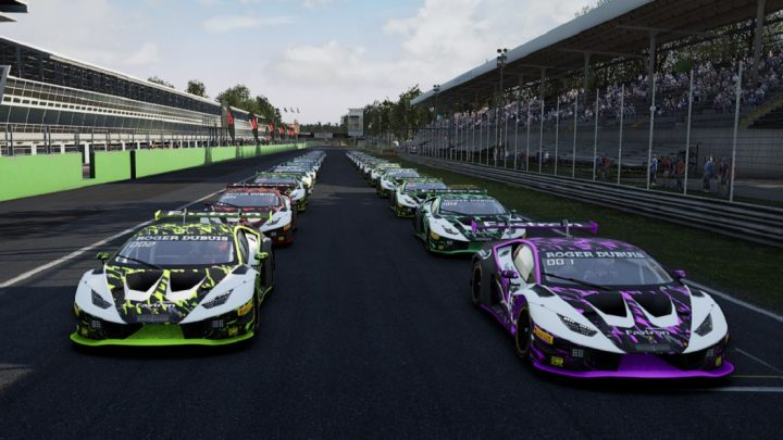 Lamborghini enters eSports arena for the first time with The Real Race