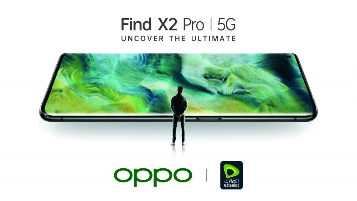 OPPO to launch 5G Flagship Smartphone – Find X2 Pro in UAE