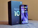 Xiaomi Note10Lite - Profile