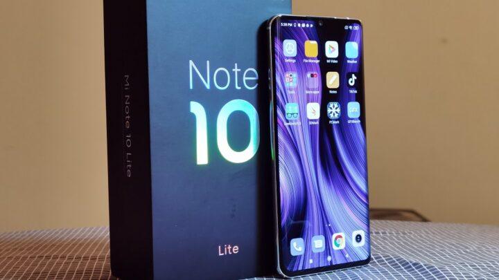 Review of Xiaomi MI Note 10 Lite Smartphone in UAE