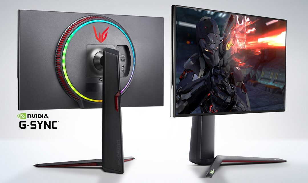 LG to launch 4K IPS panel UltraGear Gaming Monitor around August 2020