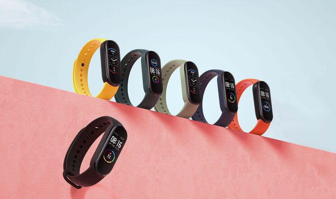 Xiaomi announced their latest Mi Smart Band 5 in the UAE
