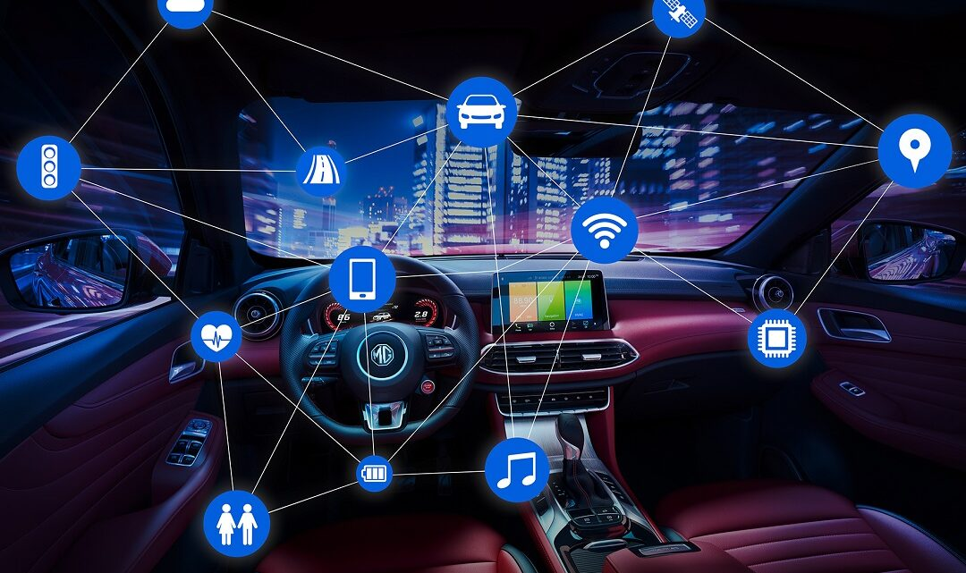MG Motor preparing to introduce 5G internet-connected cars to the Middle East