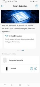Eufy Homebase 2 Station -Smart Detection-Cry Detection