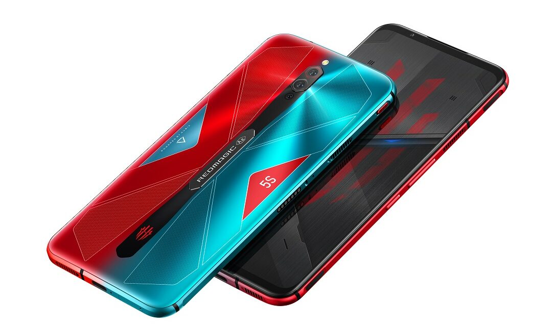 Nubia To Launch New Gaming Phone REDMAGIC 5S For The Middle East