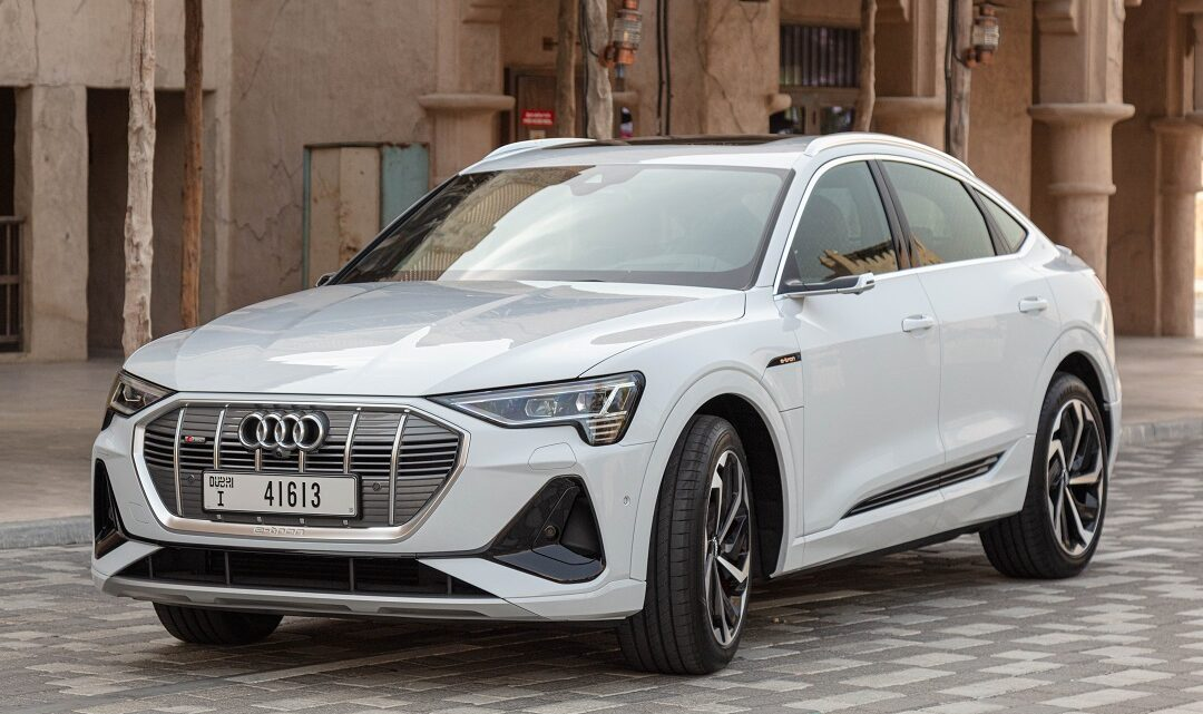 Al Nabooda Automobile brings the Audi E-tron Sportback SUV Coupé to Dubai and Northern Emirates Market