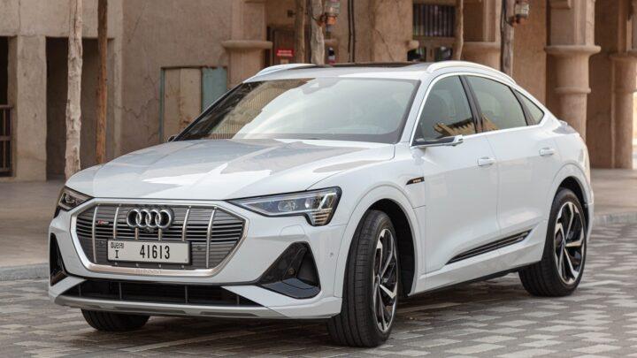 Al Nabooda Automobile brings the Audi E-tron Sportback SUV Coupé to Dubai and Northern Emirates Market