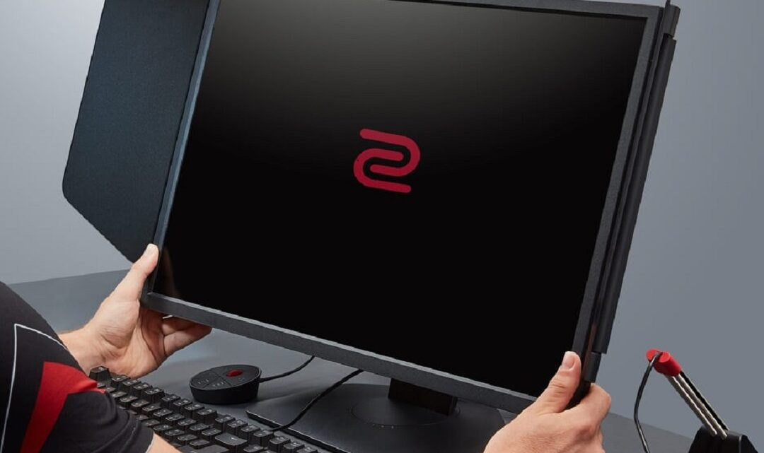 BenQ Zowie Introduces Two Gaming Monitors (XL2546K and XL2411K) for UAE Market
