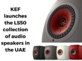 KEF LS50 Series of Audio Speakers
