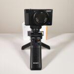 Sony ZV1 Camera & Shooting Grip GP-VPT2BT
