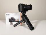 Sony ZV1 Camera & Shooting Grip GP-VPT2BT- Profile
