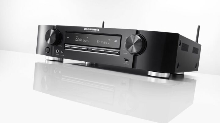 Marantz Introduces New 8K Ultra HD Slim AV Receiver