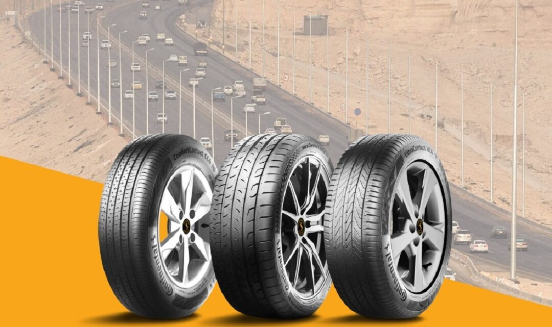 """Middle East's First Dedicated Tyre Range is """"Made For Your Drive"""""""