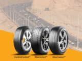 Continental Generation 6 range of tyres