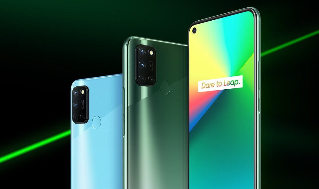 realme 7i officially launched in UAE
