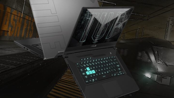Asus Middle East Launches The New TUF Dash F15 Gaming Laptop in the UAE