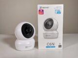 Review of EZVIZ C6N Smart Night Vision Indoor Wireless IP based Camera in the UAE